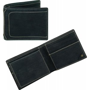 カーハート Carhartt ユニセックス 財布 pebble passcase wallet Black|fermart2-store