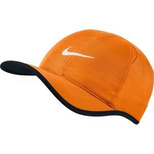 ナイキ メンズ キャップ 帽子 Nike Feather Light Adjustable Hat Tart/Black|fermart2-store