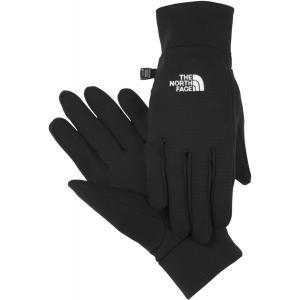 ザ ノースフェイス ユニセックス 手袋・グローブ Unisex FlashDry Liner Gloves TNF Black|fermart2-store