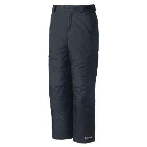 コロンビア メンズ ボトムス・パンツ スキー・スノーボード Snow Gun Pants Black|fermart2-store