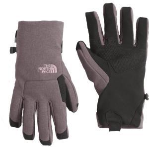 ザ ノースフェイス レディース 手袋・グローブ Apex+ Etip Gloves Rabbit Grey Heather|fermart2-store