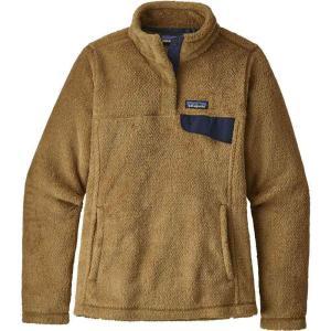 パタゴニア Patagonia レディース フリース トップス Re-Tool Snap-T Fleece Pullover Kastanos Brn/Biscuit Xdye|fermart2-store