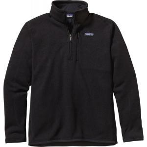 パタゴニア メンズ トップス トレーナー Patagonia Better Sweater Quarter Zip Fleece|fermart2-store