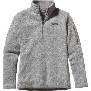 パタゴニア レディース アウター ジャケット Patagonia Better Sweater Quarter Zip Fleece Jacket fermart2-store