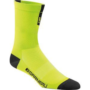 ルイスガーナー ユニセックス 自転車 Adult Conti Long Cycling Sock Yellow/Black|fermart2-store