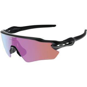 オークリー ユニセックス スポーツサングラス Radar EV Path Prizm Road Sunglasses Polished Black/PRIZM Golf fermart2-store