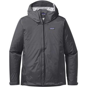 パタゴニア Patagonia メンズ ジャケット アウター Torrentshell Shell Jacket Forge Grey|fermart2-store