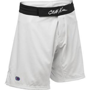 クリフ キーン メンズ ボトムス・パンツ レスリング Cliff Keen Microfiber Wrestling Board Shorts White|fermart2-store