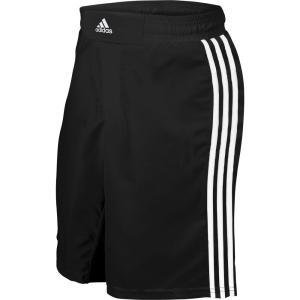 アディダス メンズ ボトムス・パンツ レスリング adidas Adult Wrestling Grappling Shorts Black|fermart2-store