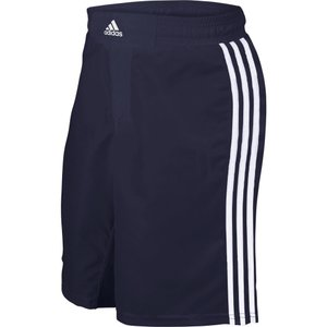 アディダス メンズ ボトムス・パンツ レスリング adidas Adult Wrestling Grappling Shorts Navy/White|fermart2-store
