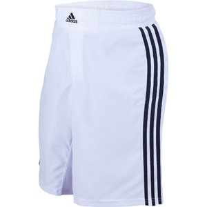 アディダス メンズ ボトムス・パンツ レスリング adidas Adult Wrestling Grappling Shorts White/Black|fermart2-store