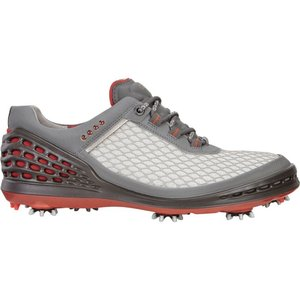 エコー ECCO メンズ シューズ・靴 ゴルフ Cage EVO Golf Shoes Concrete/Wild Dove/Coral Blush|fermart2-store