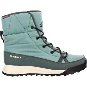 アディダス レディース シューズ・靴 ハイキング・登山 adidas Outdoor CW Choleah Climaproof 100g Winter Boots Vapour Steel/Util Ivy/Blk|fermart2-store