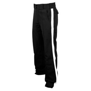 3N2 メンズ ボトムス・パンツ 野球 Adult RBI Umpire Pants Black/White|fermart2-store
