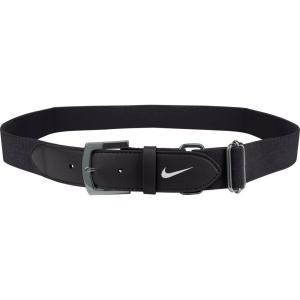 ナイキ Nike ユニセックス 野球 Adult Baseball Belt 2.0 Black/White|fermart2-store