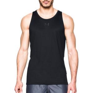 アンダーアーマー メンズ トップス タンクトップ Under Armour Baseline Performance Basketball Sleeveless Shirt|fermart2-store