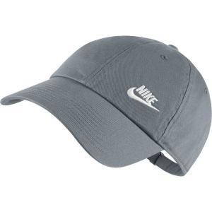 ナイキ レディース キャップ 帽子 Nike Twill H86 Adjustable Hat Cool Grey fermart2-store