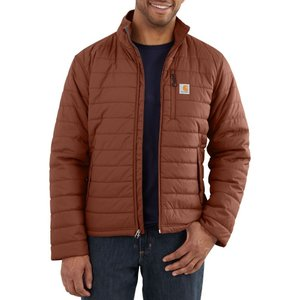 カーハート Carhartt メンズ ダウン・中綿ジャケット アウター gilliam lightweight insulated jacket Sequoia|fermart2-store