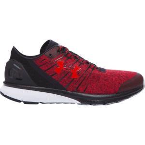 アンダーアーマー メンズ シューズ・靴 ランニング・ウォーキング Under Armour Charged Bandit 2 Running Shoes Red/Black|fermart2-store