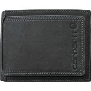 カーハート メンズ アクセサリー 財布 Carhartt Detroit Passcase Wallet|fermart2-store