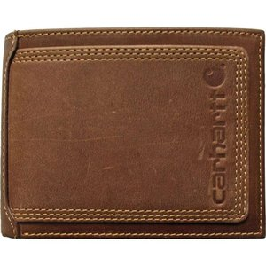 カーハート Carhartt メンズ 財布 detroit passcase wallet Brown|fermart2-store