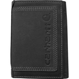 カーハート メンズ アクセサリー 財布 Carhartt Detroit Trifold Wallet|fermart2-store