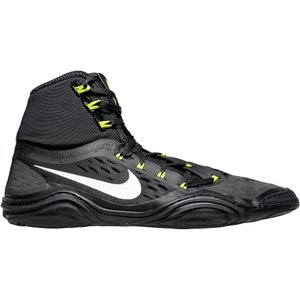 ナイキ メンズ シューズ・靴 レスリング Nike Hypersweep Wrestling Shoes Black/White|fermart2-store