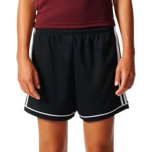 アディダス レディース ボトムス・パンツ サッカー adidas Squadra 17 Soccer Shorts Black/White fermart2-store