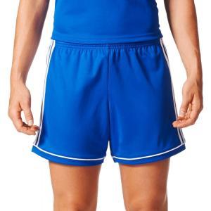 アディダス レディース ボトムス・パンツ サッカー adidas Squadra 17 Soccer Shorts Bold Blue/White fermart2-store