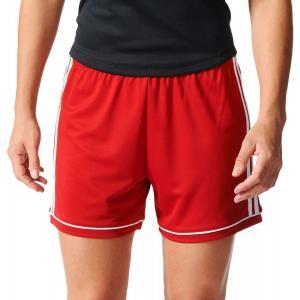 アディダス レディース ボトムス・パンツ サッカー adidas Squadra 17 Soccer Shorts Power Red/White fermart2-store