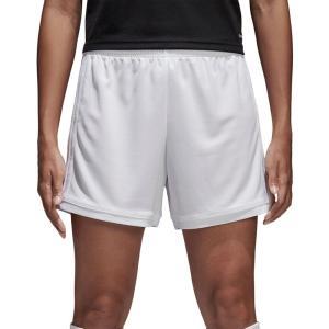 アディダス adidas レディース ボトムス・パンツ サッカー Squadra 17 Soccer Shorts White/White fermart2-store