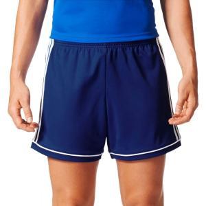 アディダス レディース ボトムス・パンツ サッカー adidas Squadra 17 Soccer Shorts Dark Blue/White fermart2-store