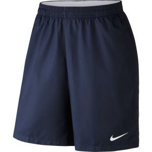 ナイキ メンズ ボトムス・パンツ テニス Nike Court Dry 9'' Tennis Shorts Midnight Navy/White/White|fermart2-store