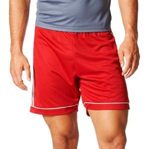 アディダス メンズ ボトムス・パンツ サッカー adidas Squadra 17 Soccer Shorts Power Red/White fermart2-store