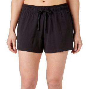 リーボック Reebok レディース ショートパンツ ボトムス・パンツ Jersey Shorts Caviar|fermart2-store