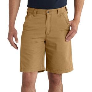 カーハート Carhartt メンズ ショートパンツ ボトムス・パンツ rugged flex rigby shorts Hickory|fermart2-store