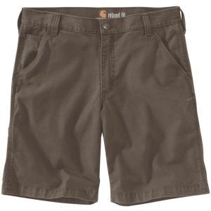カーハート Carhartt メンズ ショートパンツ ボトムス・パンツ rugged flex rigby shorts Tarmac|fermart2-store
