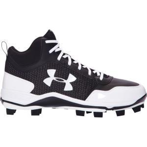 アンダーアーマー メンズ 野球 シューズ・靴 Under Armour Heater Mid TPU Baseball Cleats|fermart2-store