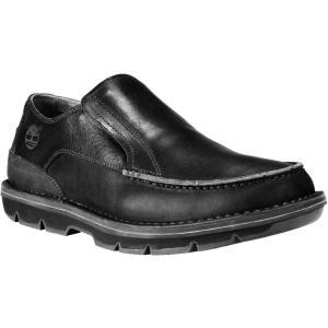 ティンバーランド Timberland メンズ スリッポン・フラット シューズ・靴 Coltin Slip-On Casual Shoes Black|fermart2-store