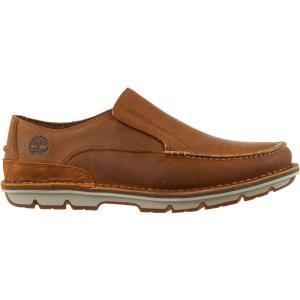 ティンバーランド Timberland メンズ スリッポン・フラット シューズ・靴 Coltin Slip-On Casual Shoes Brown|fermart2-store