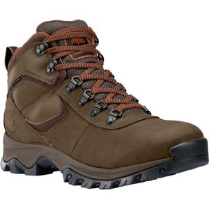 ティンバーランド メンズ シューズ・靴 ハイキング・登山 Mt. Maddsen Mid Waterproof Hiking Boots Medium Brown|fermart2-store