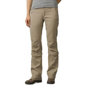 プラーナ prAna レディース ボトムス・パンツ Halle Convertible Pants Dark Khaki|fermart2-store