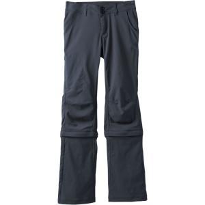 プラーナ レディース スウェット・ジャージ ボトムス・パンツ prAna Halle Convertible Pants Coal|fermart2-store