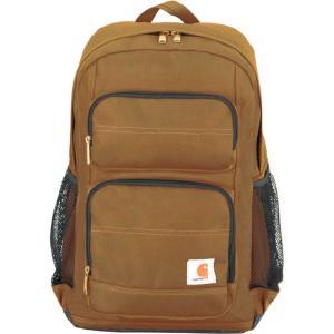 カーハート メンズ バックパック・リュック バッグ Carhartt Legacy Standard Work Pack Brown|fermart2-store