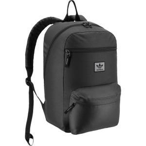 アディダス ユニセックス バックパック・リュック バッグ adidas Originals National Plus Backpack Black|fermart2-store