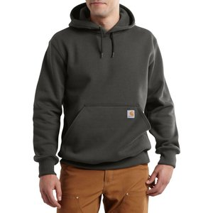 カーハート Carhartt メンズ パーカー トップス paxton heavyweight hooded sweatshirt Peat|fermart2-store
