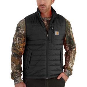 カーハート Carhartt メンズ ベスト・ジレ トップス lightweight insulated vest Black|fermart2-store