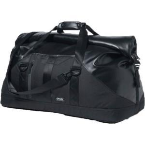 オークリー ユニセックス ボストンバッグ・ダッフルバッグ バッグ Oakley Motion FP Duffel Jet Black|fermart2-store