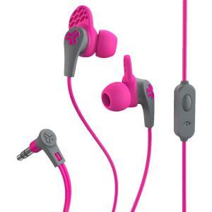 ジェイラボ ユニセックス テックアクセサリー JLab JBuds Pro Signature Earbuds Pink|fermart2-store