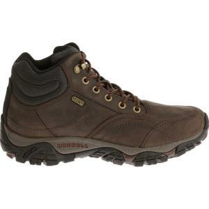 メレル Merrell メンズ シューズ・靴 ハイキング・登山 Moab Rover Mid Waterproof Hiking Boots Espresso|fermart2-store